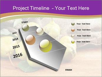 Juicy flavorful pears PowerPoint Template - Slide 26