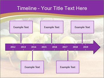 Juicy flavorful pears PowerPoint Template - Slide 28