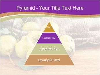 Juicy flavorful pears PowerPoint Template - Slide 30