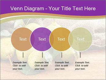 Juicy flavorful pears PowerPoint Template - Slide 32