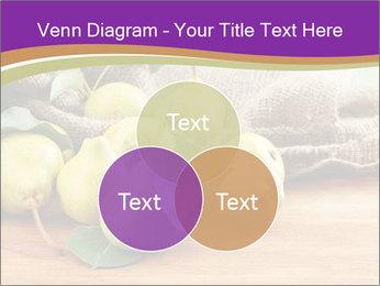 Juicy flavorful pears PowerPoint Template - Slide 33