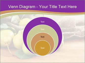 Juicy flavorful pears PowerPoint Template - Slide 34