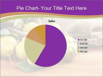 Juicy flavorful pears PowerPoint Template - Slide 36