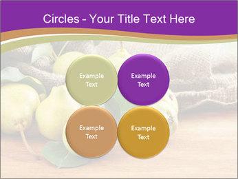 Juicy flavorful pears PowerPoint Template - Slide 38
