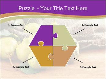 Juicy flavorful pears PowerPoint Template - Slide 40