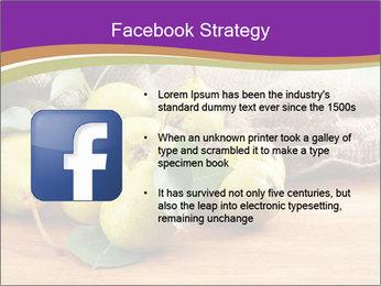 Juicy flavorful pears PowerPoint Template - Slide 6
