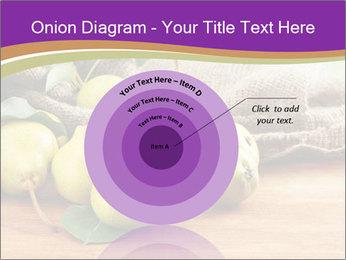 Juicy flavorful pears PowerPoint Template - Slide 61