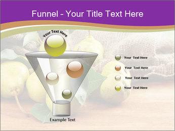Juicy flavorful pears PowerPoint Template - Slide 63