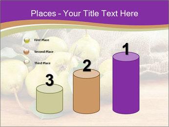 Juicy flavorful pears PowerPoint Template - Slide 65