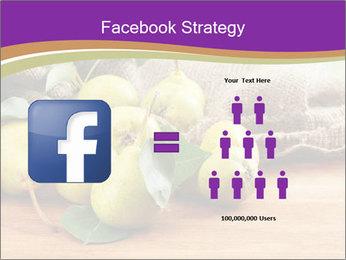 Juicy flavorful pears PowerPoint Template - Slide 7