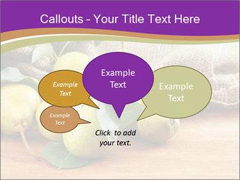 Juicy flavorful pears PowerPoint Template - Slide 73