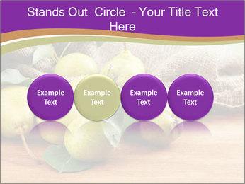 Juicy flavorful pears PowerPoint Template - Slide 76