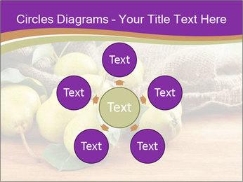 Juicy flavorful pears PowerPoint Template - Slide 78