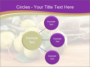 Juicy flavorful pears PowerPoint Template - Slide 79