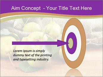 Juicy flavorful pears PowerPoint Template - Slide 83