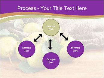 Juicy flavorful pears PowerPoint Template - Slide 91