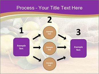 Juicy flavorful pears PowerPoint Template - Slide 92