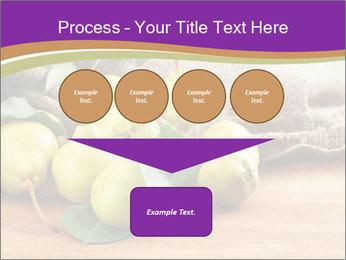 Juicy flavorful pears PowerPoint Template - Slide 93