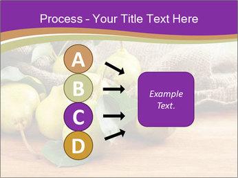 Juicy flavorful pears PowerPoint Template - Slide 94