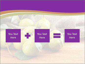 Juicy flavorful pears PowerPoint Template - Slide 95