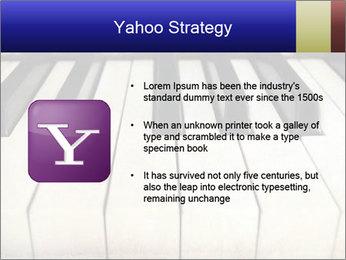 Piano keyboard PowerPoint Templates - Slide 11