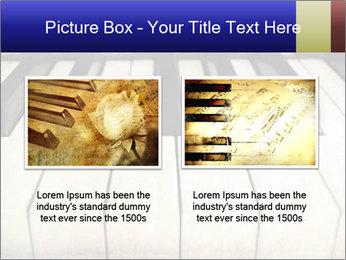 Piano keyboard PowerPoint Templates - Slide 18