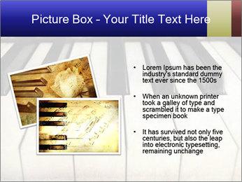 Piano keyboard PowerPoint Templates - Slide 20