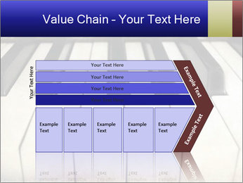 Piano keyboard PowerPoint Templates - Slide 27