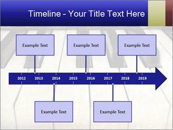 Piano keyboard PowerPoint Templates - Slide 28