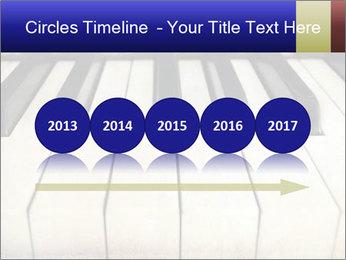 Piano keyboard PowerPoint Templates - Slide 29