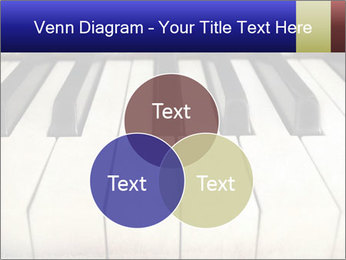Piano keyboard PowerPoint Templates - Slide 33