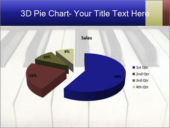 Piano keyboard PowerPoint Templates - Slide 35
