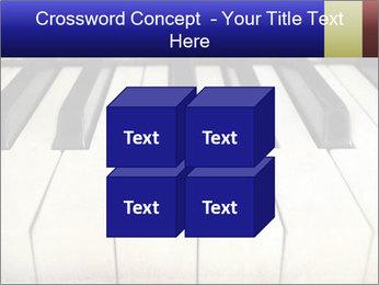 Piano keyboard PowerPoint Templates - Slide 39