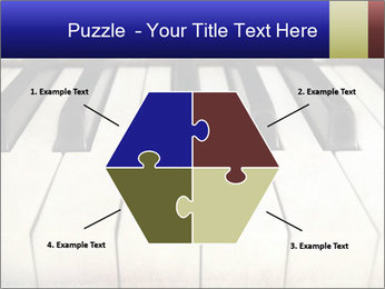 Piano keyboard PowerPoint Templates - Slide 40