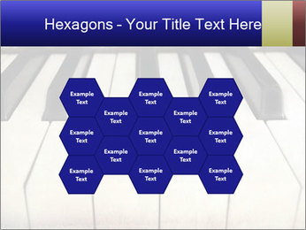 Piano keyboard PowerPoint Templates - Slide 44