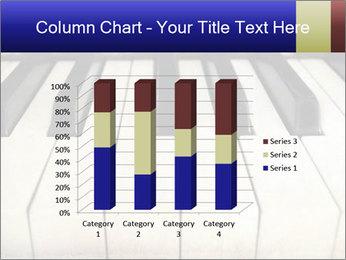Piano keyboard PowerPoint Templates - Slide 50