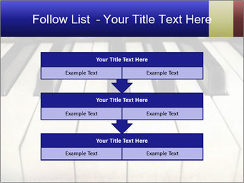 Piano keyboard PowerPoint Templates - Slide 60