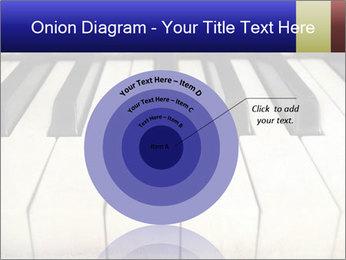 Piano keyboard PowerPoint Templates - Slide 61