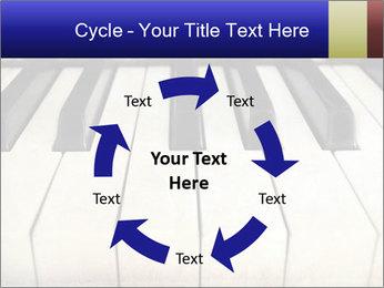 Piano keyboard PowerPoint Templates - Slide 62