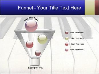 Piano keyboard PowerPoint Templates - Slide 63
