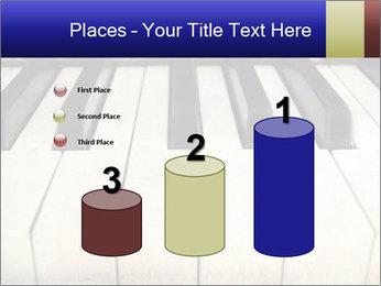 Piano keyboard PowerPoint Templates - Slide 65