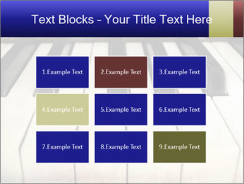 Piano keyboard PowerPoint Templates - Slide 68