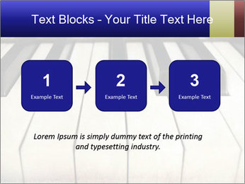 Piano keyboard PowerPoint Templates - Slide 71