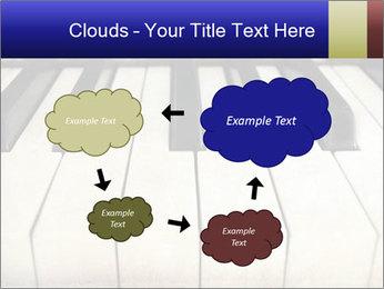 Piano keyboard PowerPoint Templates - Slide 72