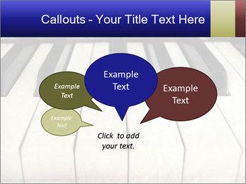 Piano keyboard PowerPoint Templates - Slide 73