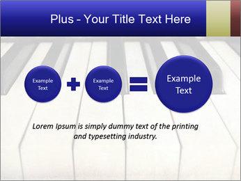 Piano keyboard PowerPoint Templates - Slide 75