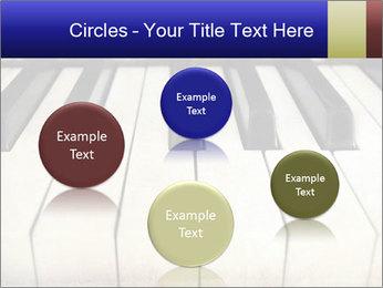 Piano keyboard PowerPoint Templates - Slide 77