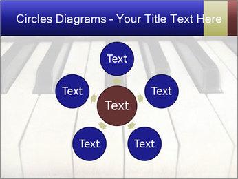 Piano keyboard PowerPoint Templates - Slide 78