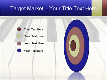 Piano keyboard PowerPoint Templates - Slide 84
