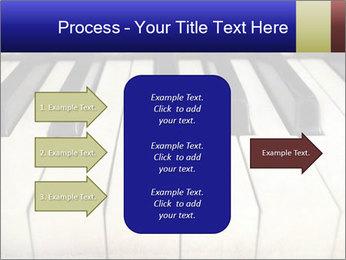 Piano keyboard PowerPoint Templates - Slide 85